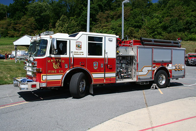 UNITED FIRE CO, ENGINE CO. 331
