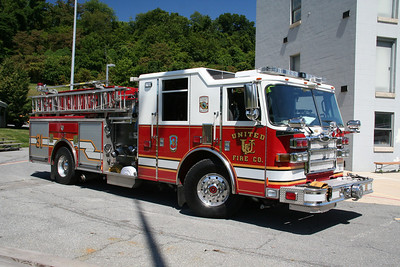 UNITED FIRE CO, ENGINE CO. 31