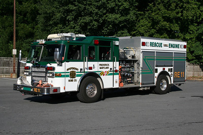 INDEPENDENCE FIRE CO, RESCUE ENGINE 11 2006 PIERCE 1500/500