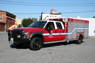 JUNIOR FIRE CO, WATER RESCUE 2