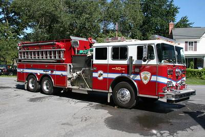 CARROLL MANOR FIRE CO, ENGINE/TANKER 143