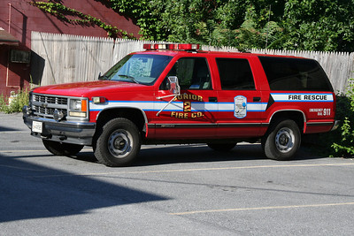 JUNIOR FIRE CO, BUGGY