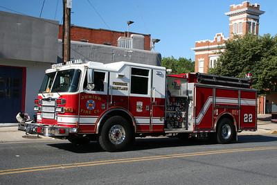 JUNIOR FIRE CO, ENGINE CO. 22