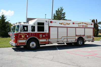 UNITED FIRE CO, SQUAD CO. 3