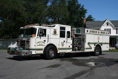 CARROLL MANOR FIRE CO, RESCUE ENGINE 14