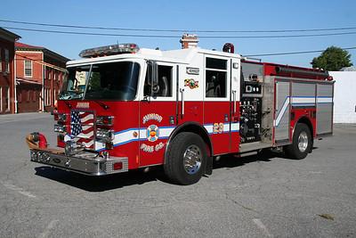 JUNIOR FIRE CO, ENGINE CO. 23