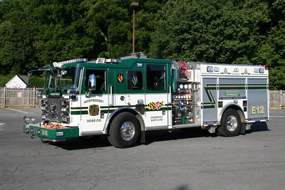 INDEPENDENCE FIRE CO, ENGINE CO. 12 2010 SEAGRAVE 1500/750