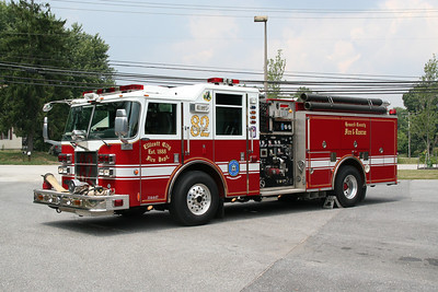 HOWARD COUNTY / ELLICOTT CITY ENGINE CO. 82 2003 PIERCE 1250/750