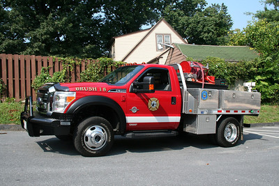 ELKRIDGE/HOWARD COUNTY BRUSH 18 2010 FORD F550