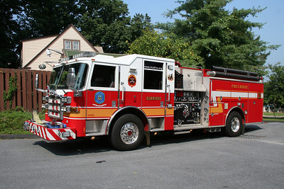 HOWARD COUNTY/ELKRIDGE ENGINE CO. 11 2007 PIERCE DASH 1250/750/40