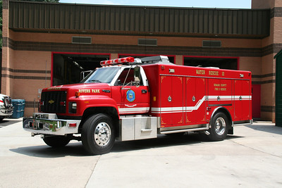 HOWARD COUNTY / RIVERS PARK WATER RESCUE 10 1994 CHEVY/SVI