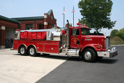 HOWARD COUNTY / FIFTH DISTRICT TANKER 5 1992 INTERNATIONAL/WALKER 1000/4000