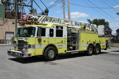LONG MEADOW FIRE CO, TRUCK CO. 27