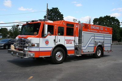 MAUGANSVILLE ENGINE CO. 132