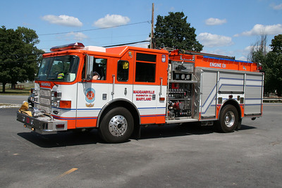 MAUGANSVILLE ENGINE CO. 131