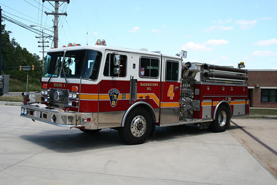 HAGERSTOWN ENGINE CO. 4 (RESERVE ENGINE)