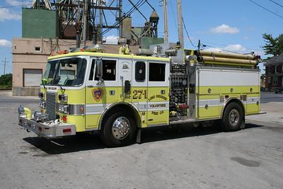 LONG MEADOW FIRE CO, ENGINE CO. 27-1