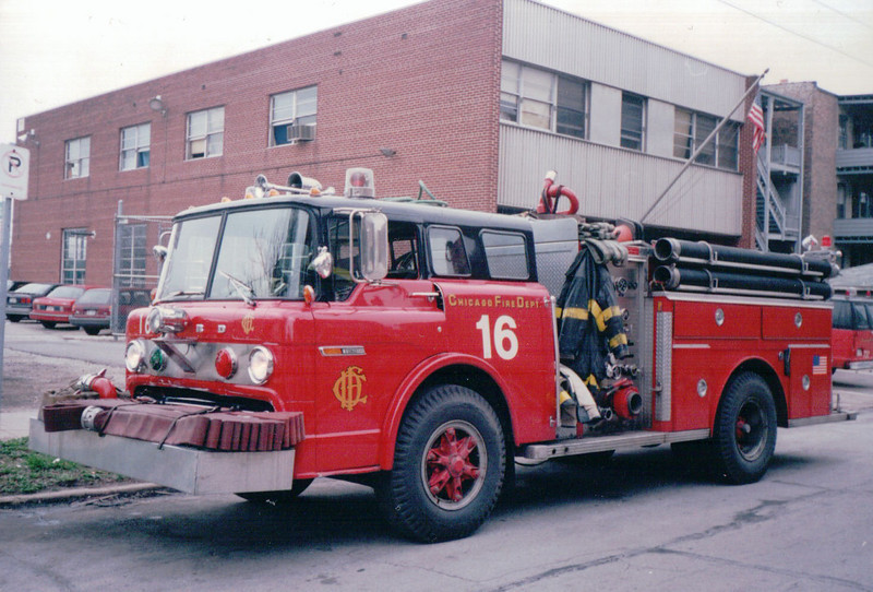 ENGINE CO. 16
