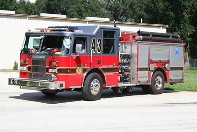Osceola County Engine Co. 43