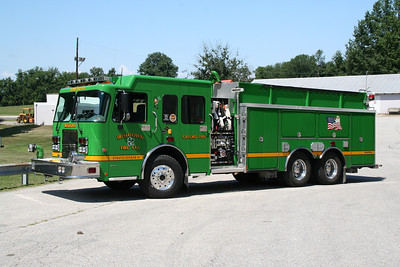IRISHTOWN FIRE CO, ENGINE/TANKER 14