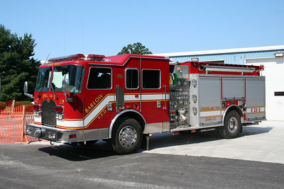 BARLOW FIRE CO, ENGINE CO. 222