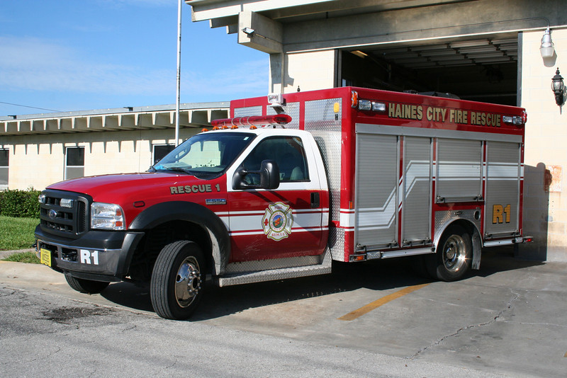 HAINES CITY RESCUE CO. 1