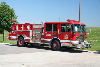 OSHKOSH, ENGINE CO. 219