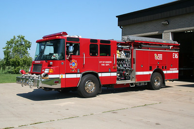 OSHKOSH, ENGINE CO. 19 (formerly E16)