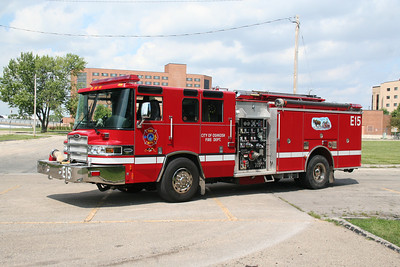 OSHKOSH, ENGINE CO. 15