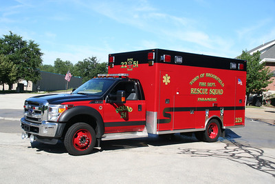TOWN OF BROOKFIELD, SQUAD 51