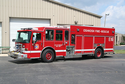 OSHKOSH, ENGINE CO. 16