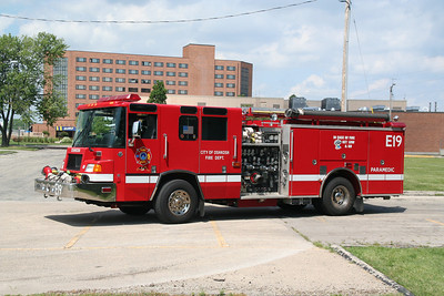 OSHKOSH, ENGINE CO. 218 (formerly E19)