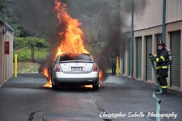 CORAM CAR FIRE 7-25-18
