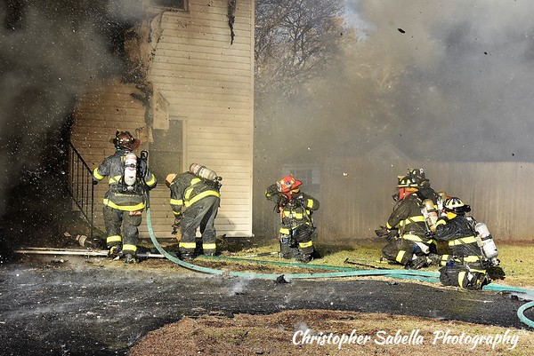 CORAM 3 ALASKA CT  FULLY INVOLVED