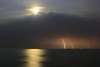 Full Moon lightning strikes