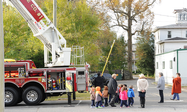 FIRE PREVENTION WEEK PRESENTATION- 10/26/18