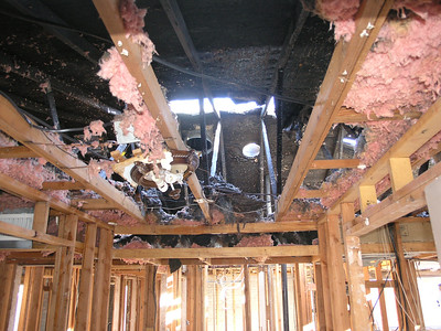 FIRE RESTORATION WITH MODIFICATIONS - GLENDALE