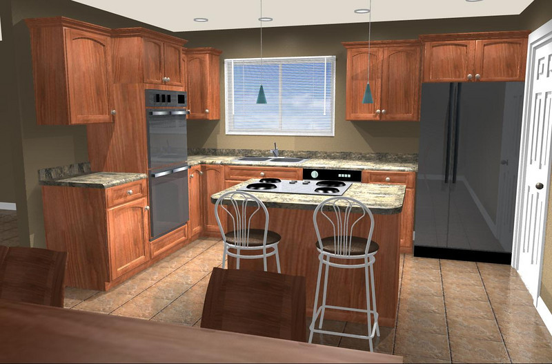 NEW PROPOSED KITCHEN