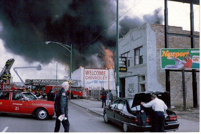 CHICAGO 2-11 ALARM 4/3/1992