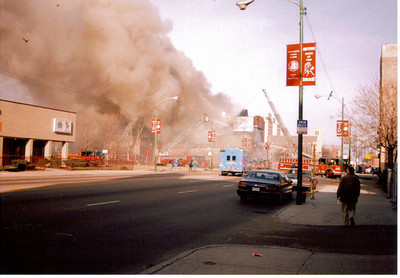 CHICAGO 3-11 ALARM, 2/1999
