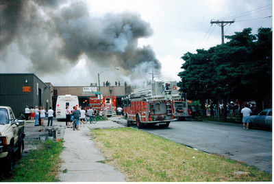 CHICAGO 4-11 ALARM 6/1999