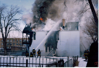 CHICAGO STILL & BOX ALARM 2/13/1997