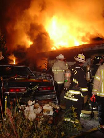 Orland Park IL, Box Alarm 9/19/2005