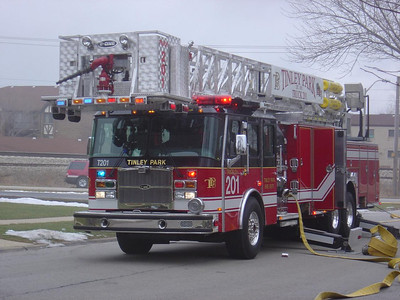 Tower Ladder 201