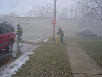 making the hydrant