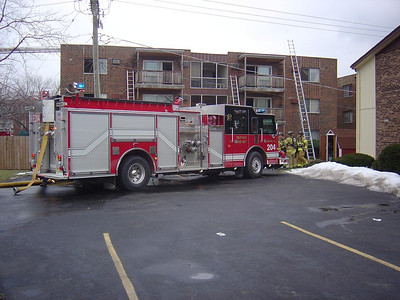 Engine Co. 204 in sector 3