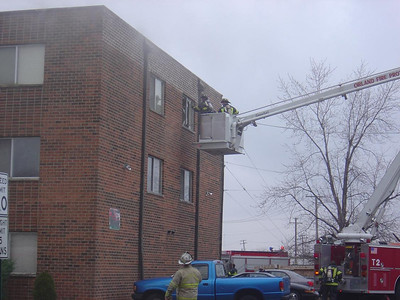 Truck 2 venting