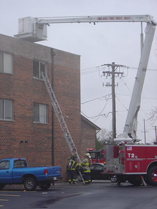 Truck 2 on the roof