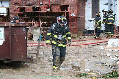 TPFD Firefighter