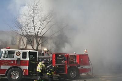 2007 Fire Scenes